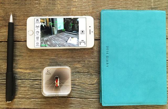 這個配件讓你的iPhone秒變紅外線測距儀! - 每日頭條