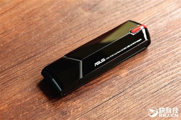 799元雙頻802.11ac!華碩無線網卡USB-AC68圖 - 每日頭條