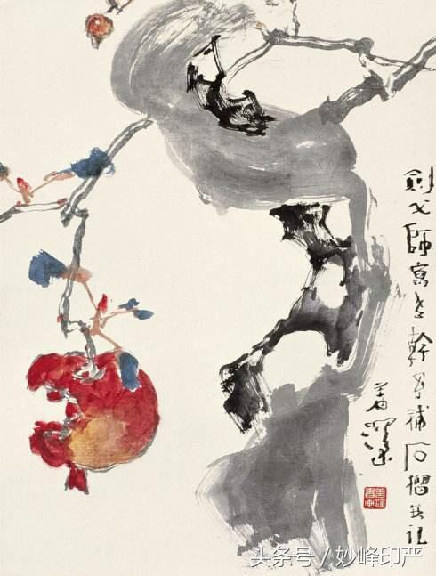 嶺南畫派國畫大師楊善琛:一個畫出古拙淡雅,筆情墨韻的文人畫家 - 每日頭條