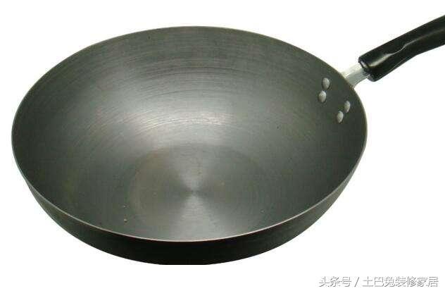 鐵鍋清洗不乾淨,小心鐵鏽導致肝臟受損,這個除銹方法親測有效 - 每日頭條