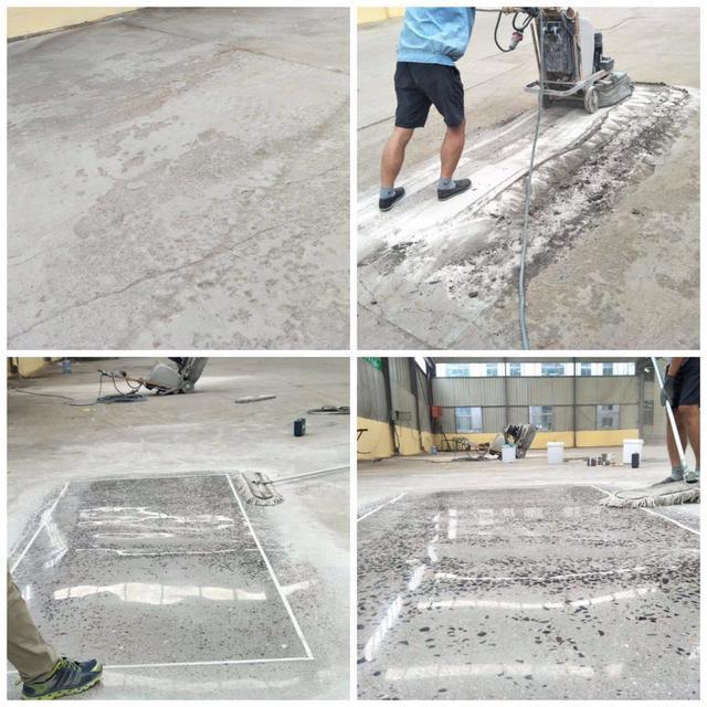 地面起灰起砂處理方案 - 每日頭條