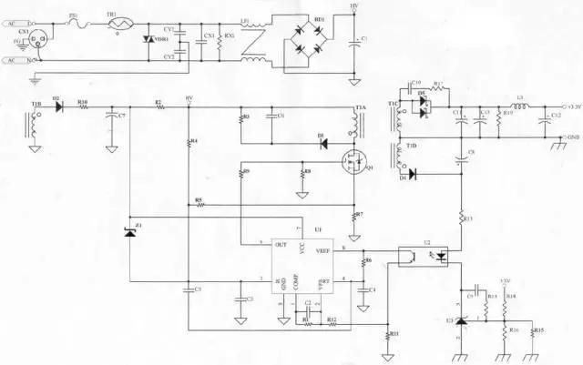 我一說你就懂的電源知識——反激變壓器設計過程 - 每日頭條