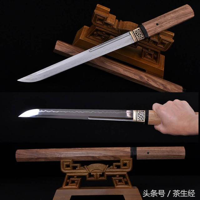 武士的第三把刀。武士刀的演變! - 每日頭條