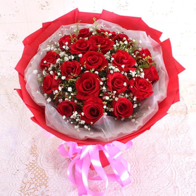 19朵玫瑰花的花語是什麼 19朵玫瑰花代表的含義 - 每日頭條