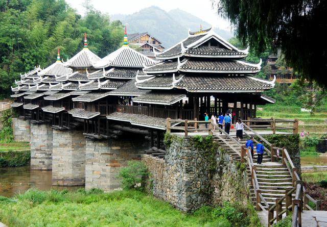 世界第一風雨橋」——「百節之鄉」程陽八寨 - 每日頭條