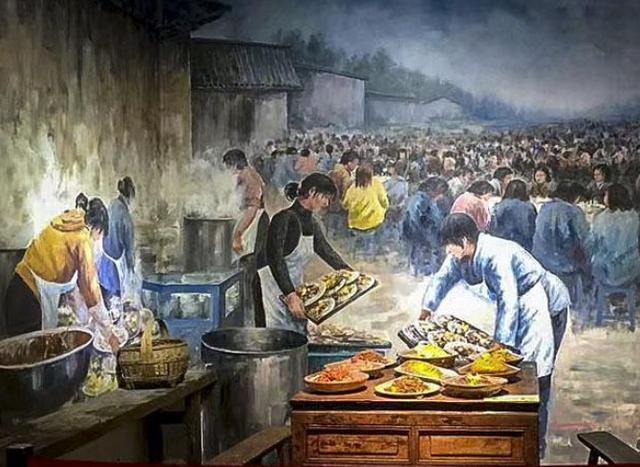 中國歷代飲食風格是什麼?從古代餐具變化。窺探中國飲食文化變遷 - 每日頭條