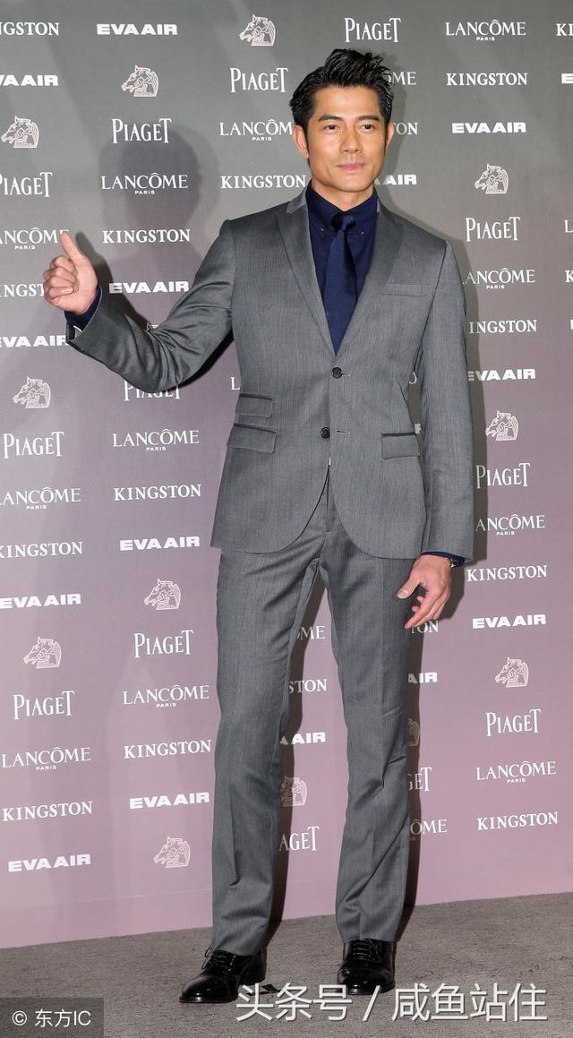郭富城:儘管身高只有165,但是52歲穿西裝真帥,要有二胎啦 - 每日頭條