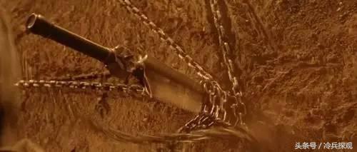 《七劍下天山》中的舍神劍,現實中長這樣子? - 每日頭條