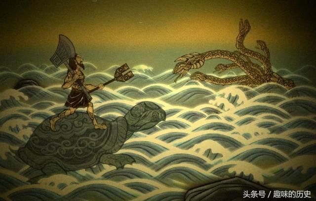 皇帝檔案夏禹篇:夏第一任君主。開啟奴隸社會雛形 - 每日頭條