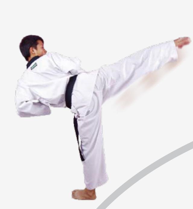 側踢:右腳蹬地右腿以髖關節為軸屈膝提起 - 每日頭條