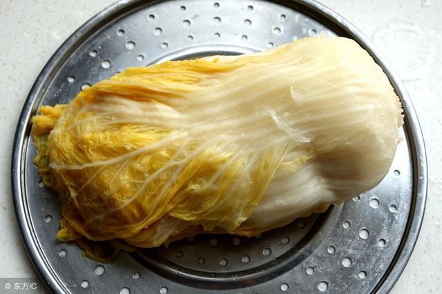 醃製的大白菜總是發臭。如何醃製能讓酸白菜不發臭? - 每日頭條