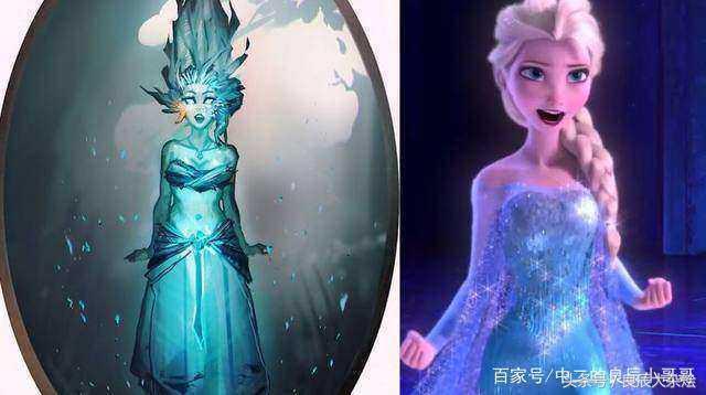 當迪士尼公主擁有了魔法。你還會喜歡嗎? - 每日頭條