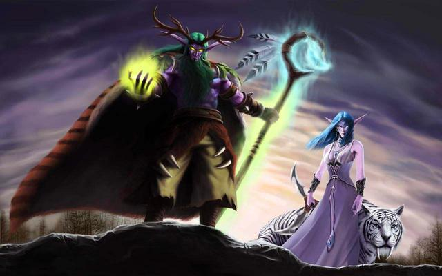 魔獸世界裡的神棍有哪些。究竟什麼樣的人可以成為神棍 - 每日頭條