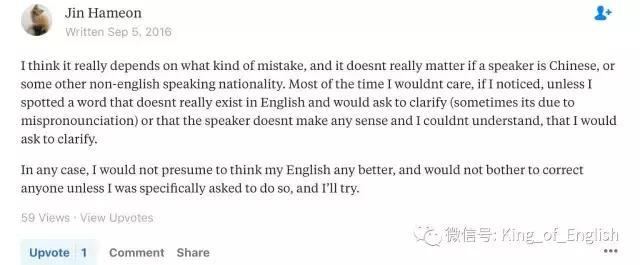 與外國人進行英語口語交流時出現語法錯誤。他們會不會鄙視你? - 每日頭條