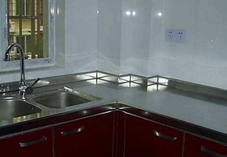 不鏽鋼廚櫃檯面價格?不鏽鋼廚櫃檯面有哪些優點? - 每日頭條