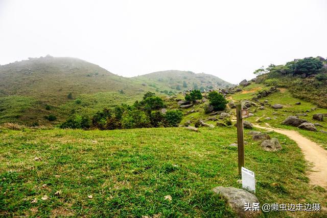 香港第四峰四方山Sze Fong Shan - 每日頭條