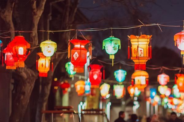 元宵節燈籠有多少種 元宵節燈籠名稱有哪些 - 每日頭條