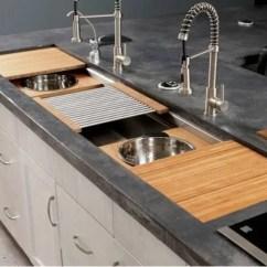 Small Kitchen Sinks Stainless Steel Farmhouse Sink 小厨房大学问 如何正确安装水槽 每日头条 水槽虽然是厨房装修中的一个配件 但在厨房各类用品中 使用频率最高 所以有着选个好水槽 可以让厨房效率提升50 的说法 那么 水槽到底该怎么选呢