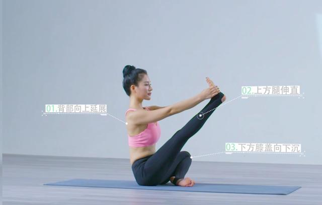 超完整的中級瑜伽體式大全,快來看看你的級別在哪裡! - 每日頭條