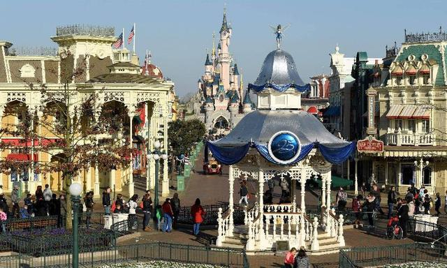 最沒用迪士尼樂園:開業25年有23年虧損,總造價超50億美元 - 每日頭條