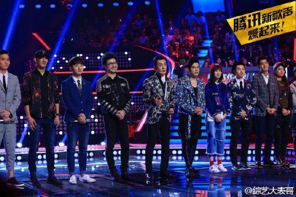 中國新歌聲全國12強名單劇透 萬妮達或淘汰 - 每日頭條