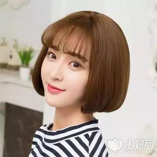 大臉女生適合什麼髮型 修顏瘦臉髮型塑精緻小V臉 - 每日頭條