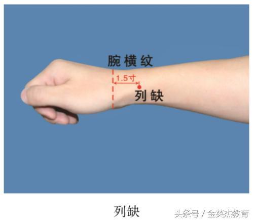 中醫中西醫:常用針灸穴位(一) - 每日頭條