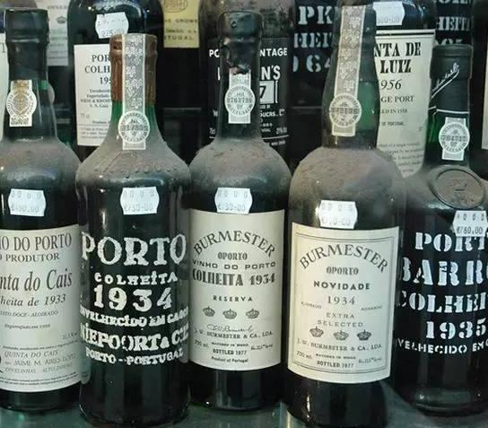 三種葡萄牙特色酒種之波特酒,馬德拉酒和綠酒,你喝過哪幾款? - 每日頭條