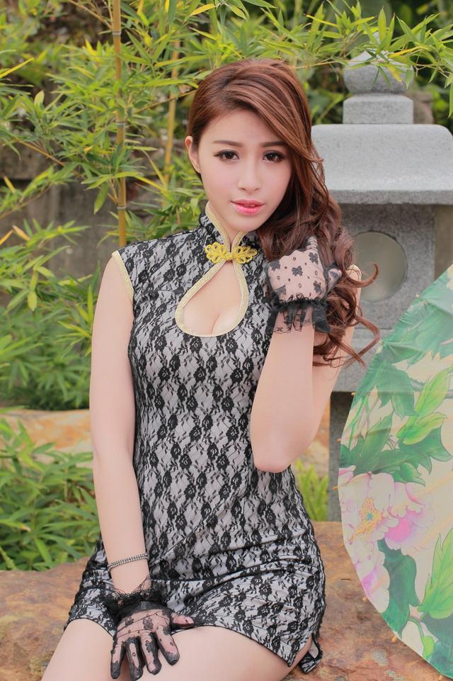 臺灣妹妹美艷驚人,可你不一定叫得出她的名字 - 每日頭條