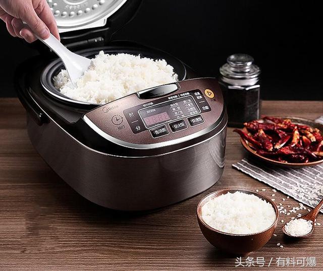 電飯煲種類那麼多,為何說這種智能電飯煲做飯才好吃! - 每日頭條