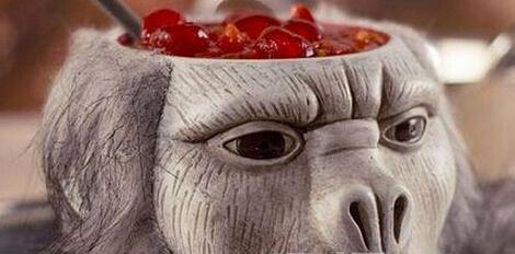 駭人聽聞的」美味」 猴腦的吃法非常殘忍! - 每日頭條