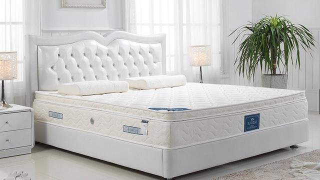 床墊選彈簧的還是椰棕的好?試過100張床墊。終於選對了! - 每日頭條