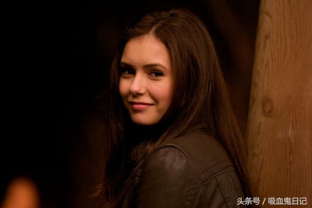 吸血鬼日記第一季Nina Dobreve的美顏盛世!超懷念 - 每日頭條