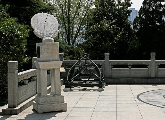 中國第一家氣象博物館——南京北極閣 - 每日頭條