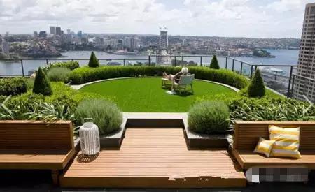 屋頂綠化的防水施工技術要點 - 每日頭條
