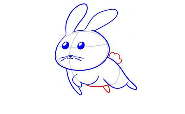 兔子漫畫教學簡單幾招 - 每日頭條