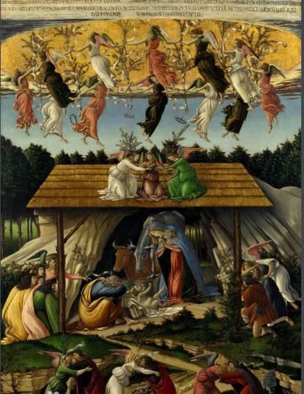 製造美與詩意的義大利畫師——波提切利 - 每日頭條