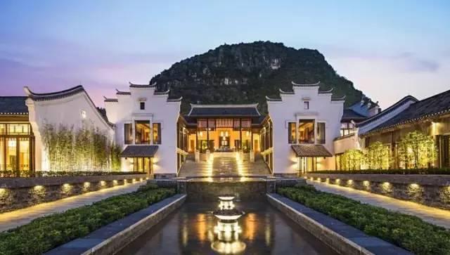 中國最美8個悅榕莊酒店 - 每日頭條