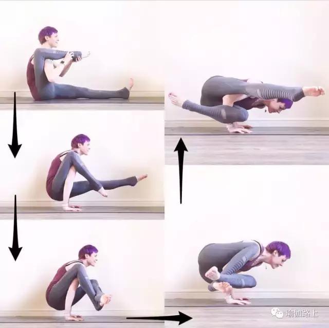 10個高難度瑜伽動作解鎖步驟(收藏級) - 每日頭條