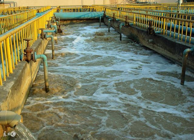 工業廢水處理任重而道遠 期待更多「黑科技」 - 每日頭條