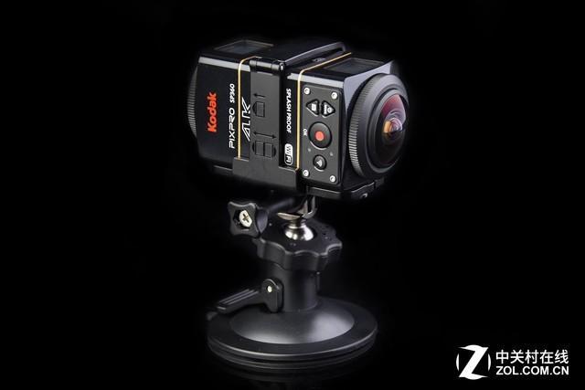 4K全景拍攝!柯達SP360 4K運動相機評測 - 每日頭條