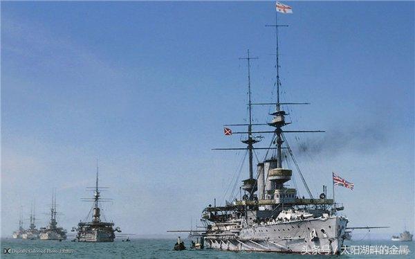曾經是世界最強海上力量的英國皇家海軍,各級戰列艦彩圖及詳解! - 每日頭條