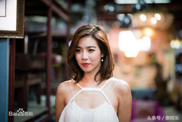 和YaYa,Margie一樣曾就讀於國際學校的泰國當紅明星貴族盤點 - 每日頭條