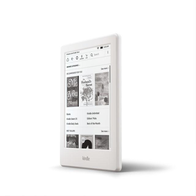 Kindle 10 周年所有機型全面回顧。你用過哪一款? - 每日頭條