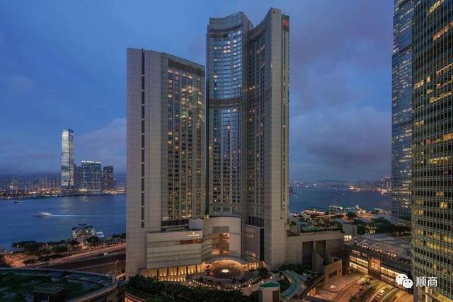 香港IFC和四季酒店的神秘主人是順德人 - 每日頭條