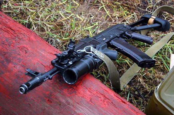 槍掛榴彈發射器是前裝好,還是後裝好? - 每日頭條