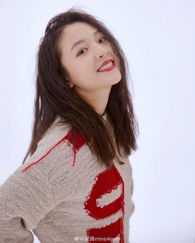 為疫情捐款50萬的吳倩,她是地地道道的武漢人 - 每日頭條