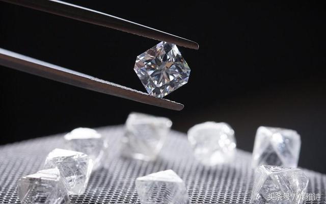 賴索托王國新發現100.5ct和11.88ct鑽石原石 - 每日頭條