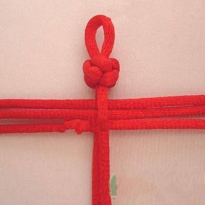 手鍊的編法大全 紅繩手鍊 diy手工部落 - 每日頭條