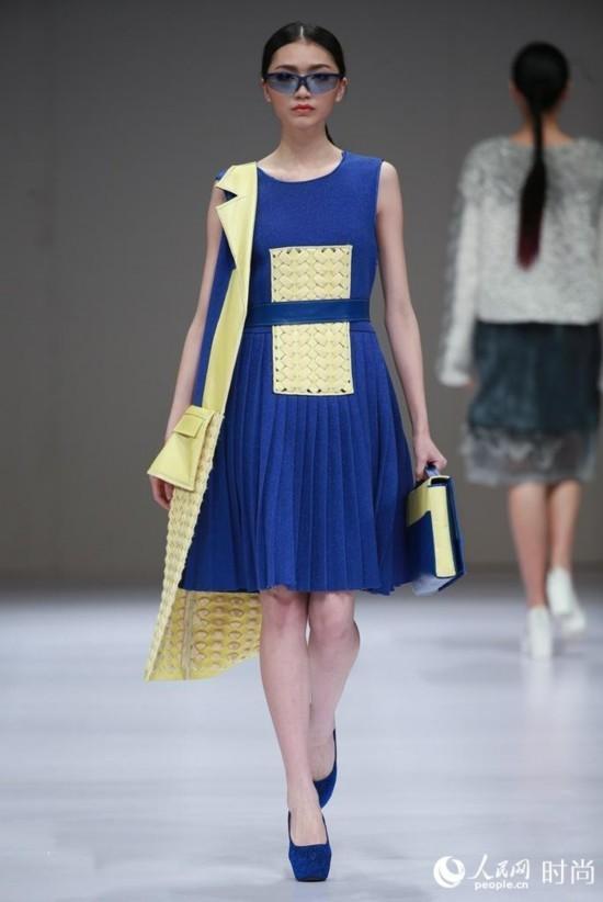 北京服裝學院·新銳設計發布暨「北服·歌力思」獎學金頒獎儀式 - 每日頭條